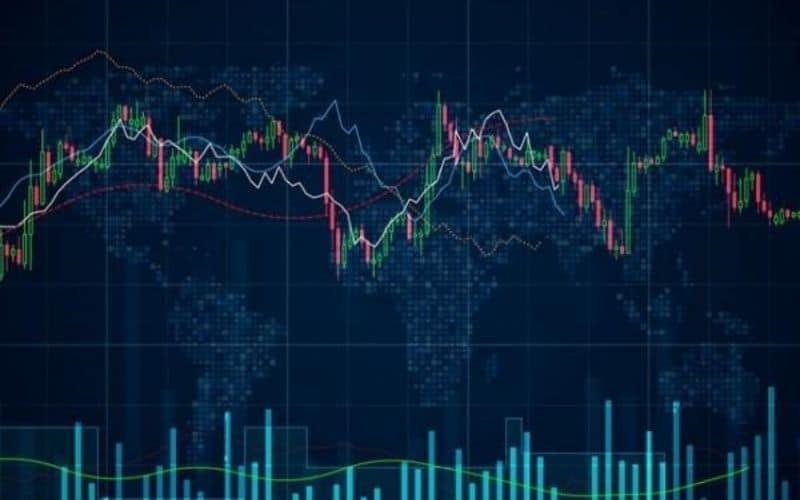 График финансовый от брокеров